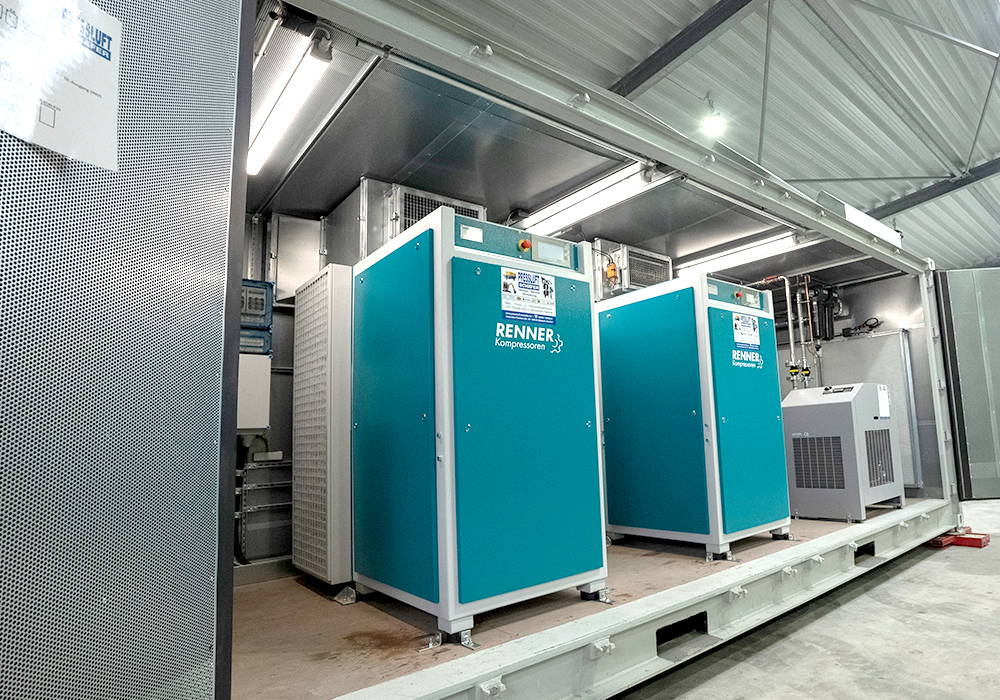 Druckluftcontainer